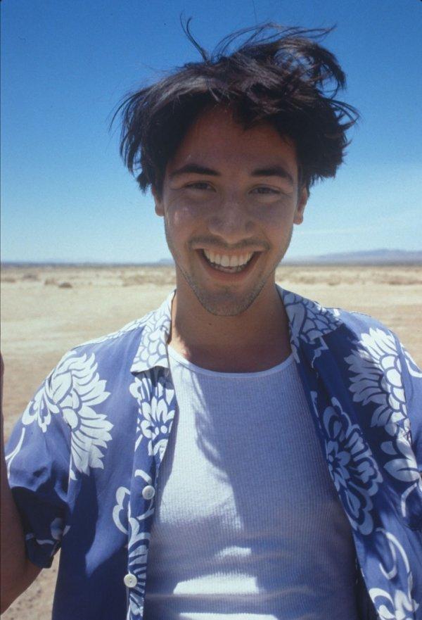 Киану Ривз, 1992 год