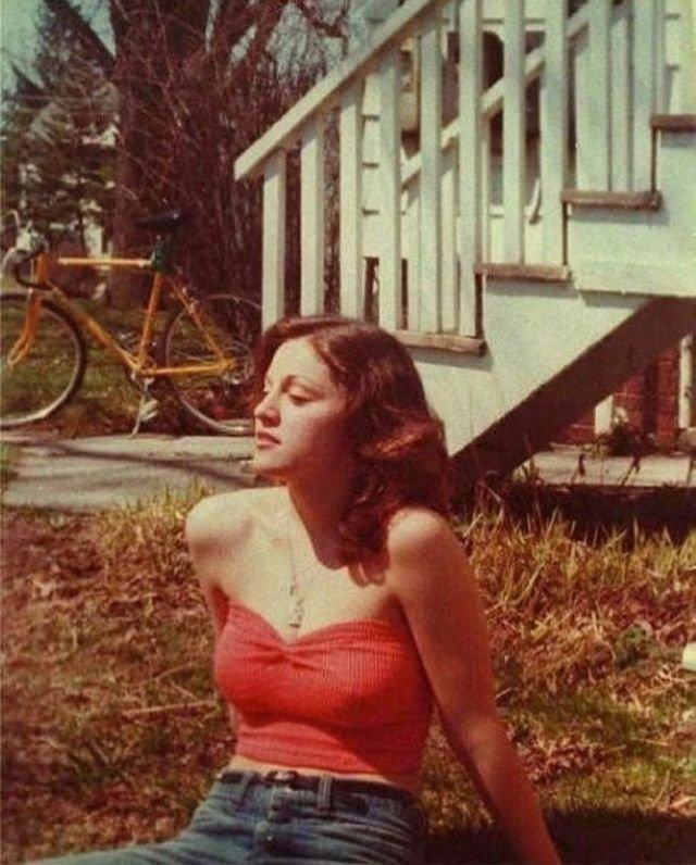 Мадонна в начале 70-х