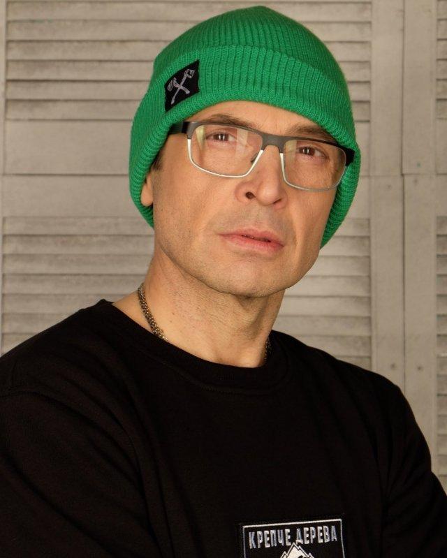 Легендарный VJ русского MTV Александр Анатольевич