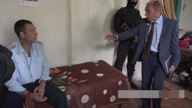 Уссурийская полиция усмотрела неуважение к власти в юмористическом ролике Виталия Наливкина