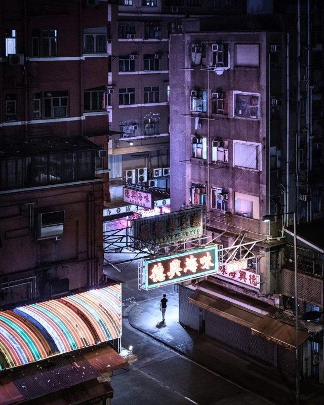 Снимки ночного-фотографа Йеруна ван Дама