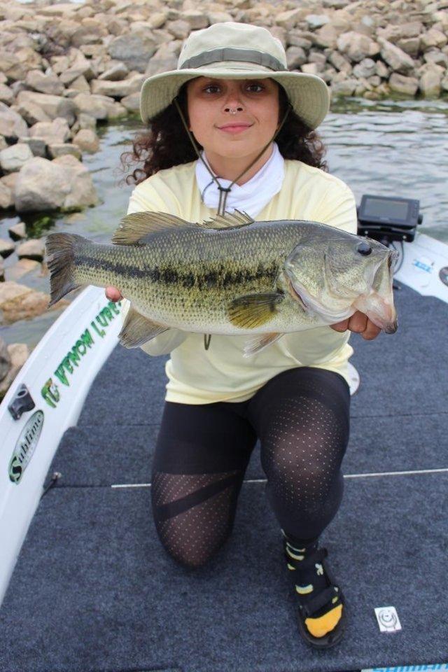 Подождите, это дочь рыбака или взрослая девушка-рыбак?