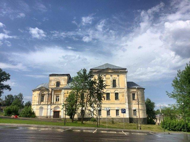 Архитектура России: новодел, исторические дома и проекты