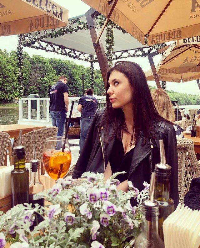 дочь Маши Распутиной - Мария Захарова