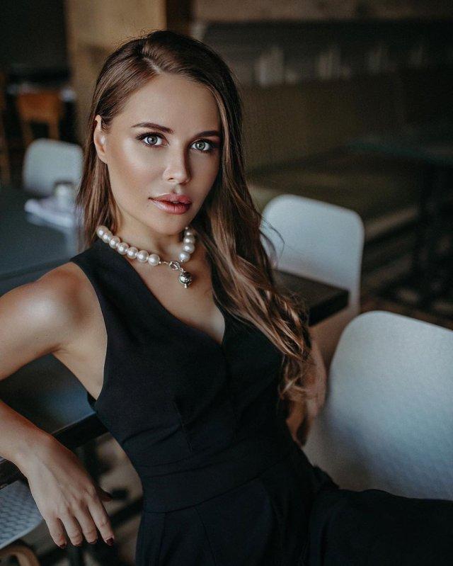 """Юлия Михалкова - экс-участница шоу """"Уральские пельмени"""""""