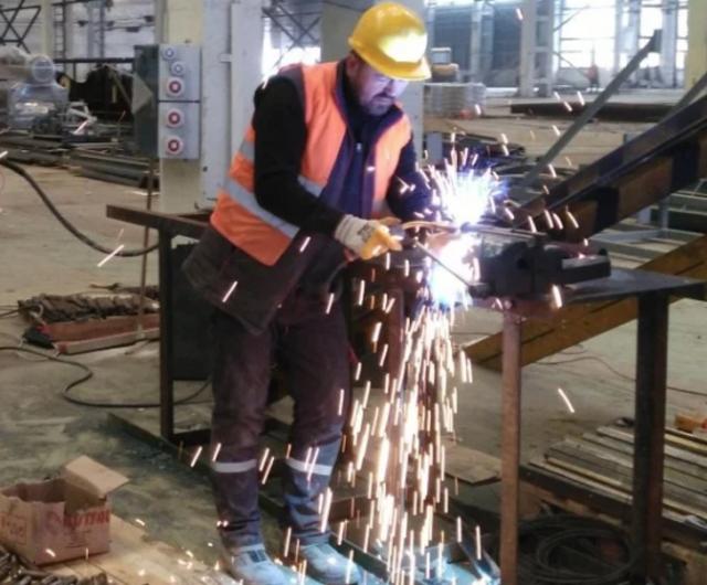 Работяги, которые забыли о технике безопасности