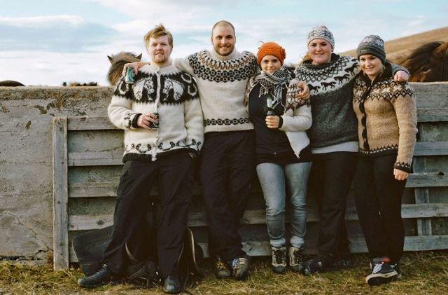 исландцы
