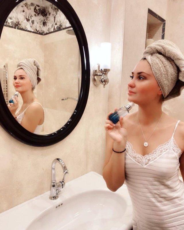 Агата Муцениеце показала квартиру за 28 миллионов рублей, которую ей оставил Павел Прилучный