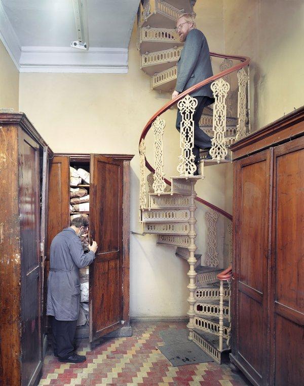 «Лестница», 2006 год
