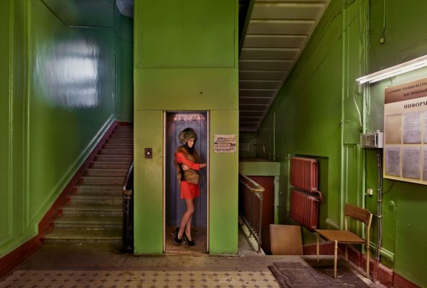 «Лифт к Кирову», 2015 год