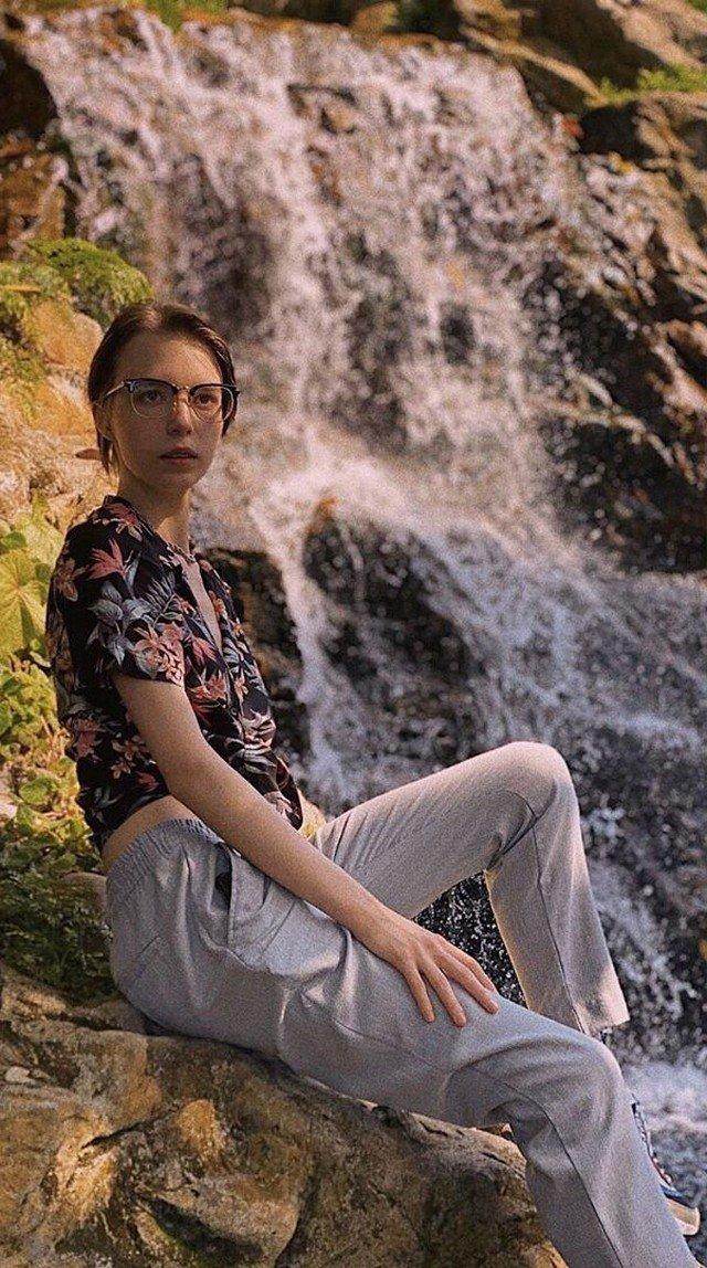 Анна-Мария Ефремова - дочь Михаила Ефремова