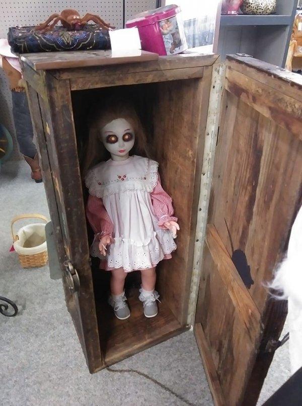 Милая куколка в подарок