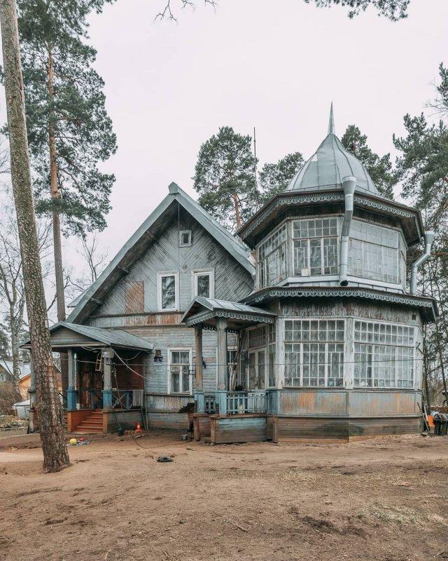 Дом в Лисьем Носу