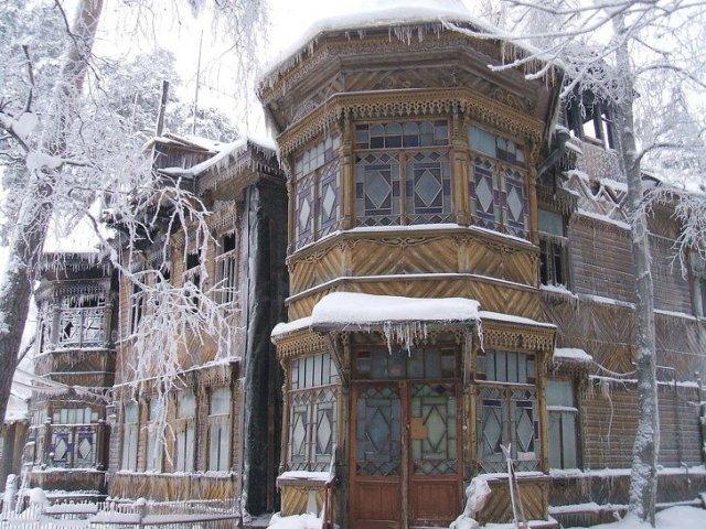 Загородный дом Змигродского