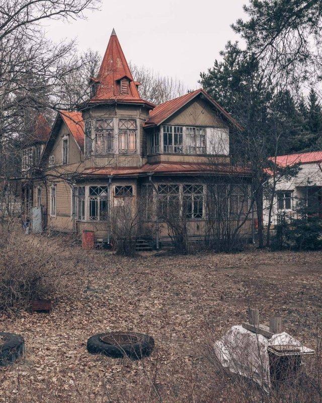 Дом в Комарово