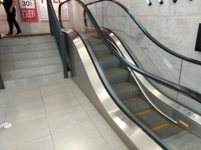 Маленькие эскалаторы