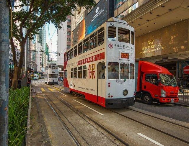 2-этажные трамваи