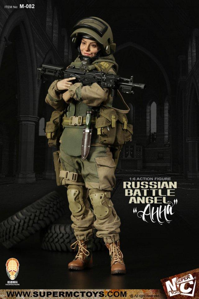 Русские в коллекционных фигурках.