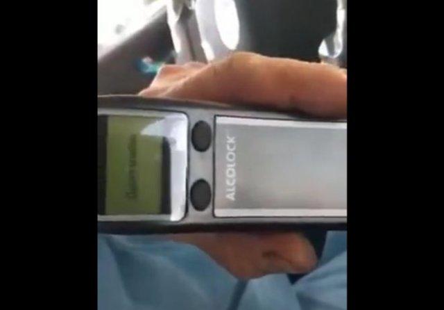 Автомобильный алкозамок для очень упорных и терпеливых людей со стальными нервами