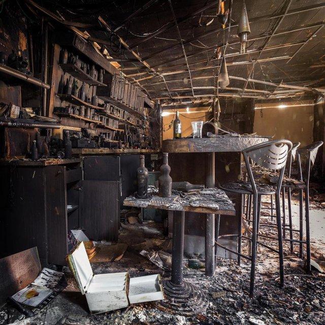 Заброшенные места в от фотографа Маркуса Экке Ви Канте