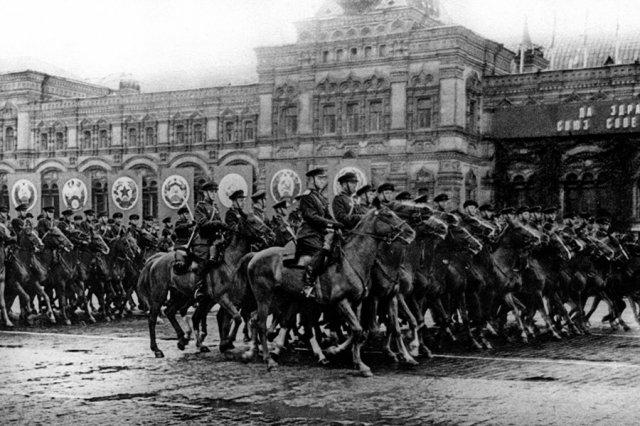 Győzelem felvonulása 1945. június 24-én