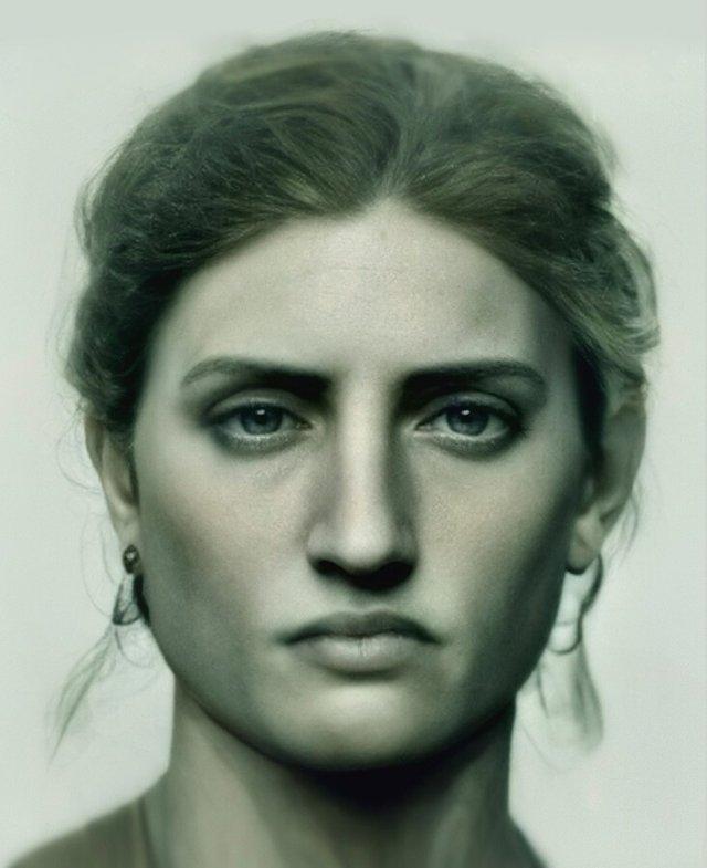 С помощью нейросети воссоздали лица исторических личностей
