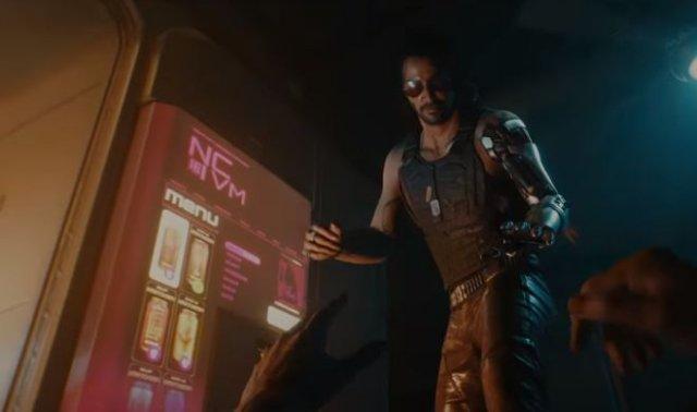 Новый русский трейлер Cyberpunk 2077