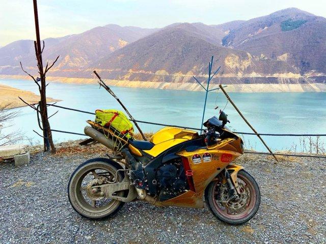 Блогер Александр Diablo R1 разбился на мотоцикле