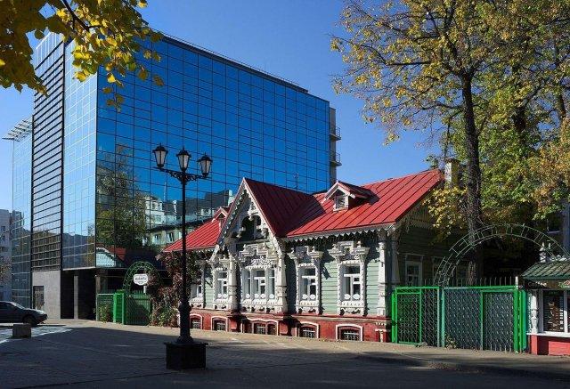 Деревянные строения России, сохранившиеся до наших дней