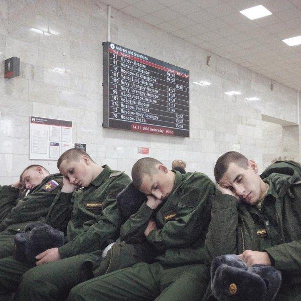 Работы независимого фотографа Дмитрия Маркова