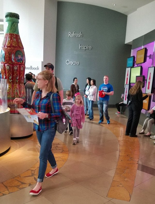 Музей Мир Кока-Колы