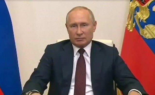 Обращение Владимира Путина 30.06.2020 – прямой эфир
