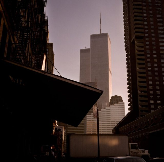 Фотографии Нью-Йорка 1980-х, напоминающие СССР