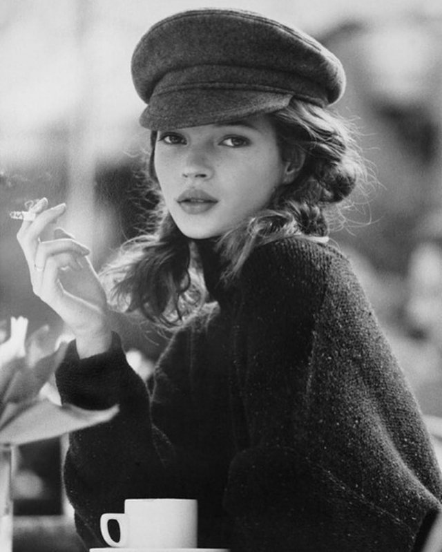 Без фотошопа: красивые девушки 90-х годов