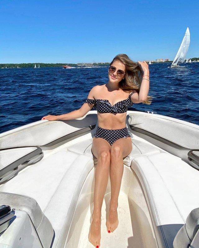 """Звезда """"Молодежки"""" Анна Михайловская отмечает 32-летие"""