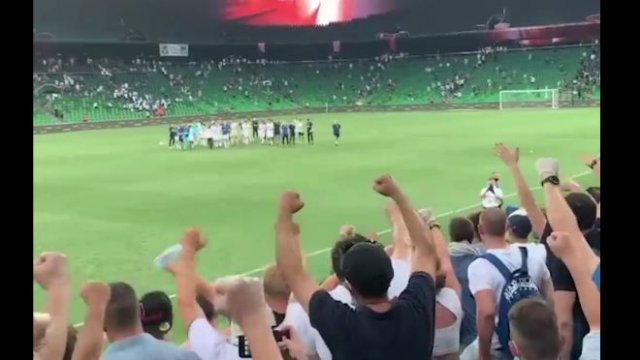«Зенит» стал чемпионом России в шестой раз