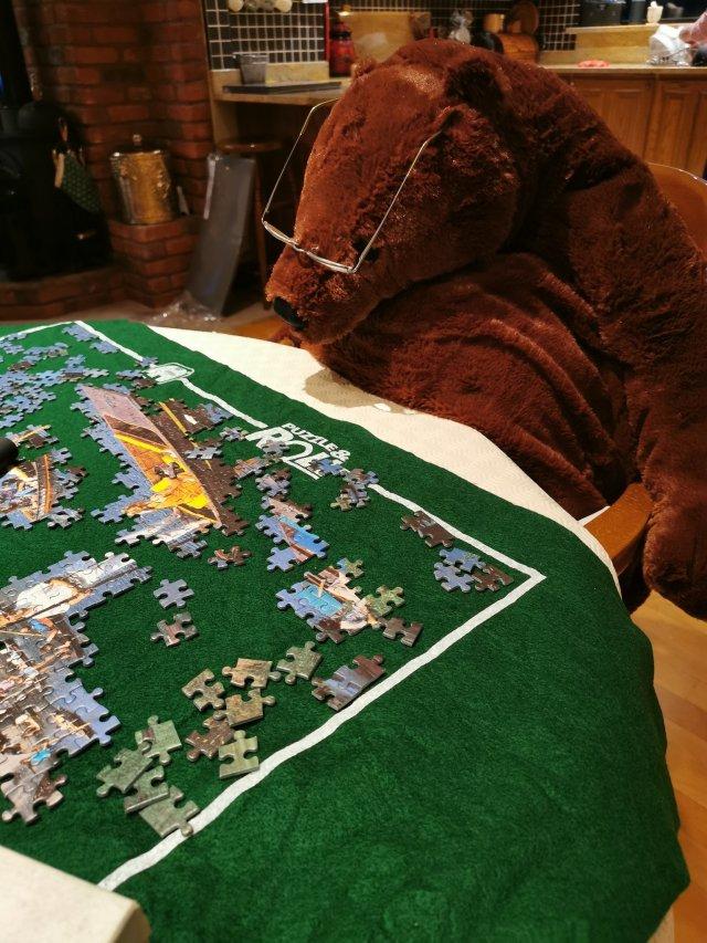 Медведь Дьюнгельског - игрушка, которая пришла на смену акуле Блохэй
