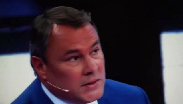 На российском телевидении голосование за внесение поправок в Конституция связали с войной и победой