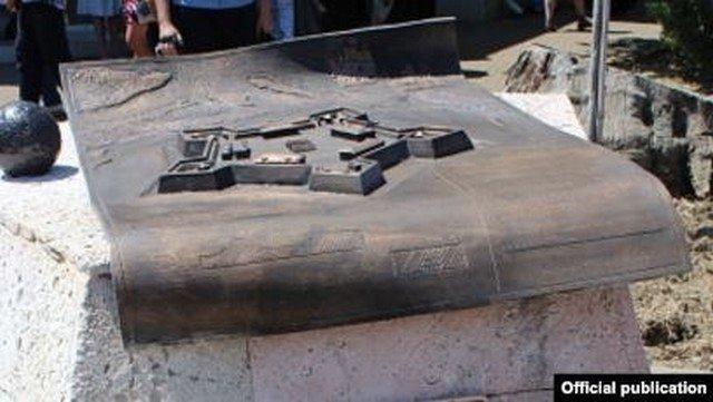 В Адлере снесли памятник русским солдатам, погибшим в боях с горцами в войнах на Кавказе