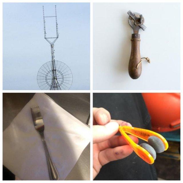 """Фотографии из серии """"Что это за штука?"""""""