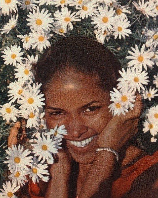 Ретро-девушки: без ретуши и фотошопа