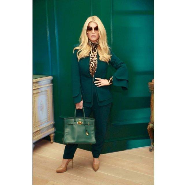 40-летняя Джессика Симпсон: звезда, которая не дотянула до уровня Бритни Спирс и Кристины Агилеры