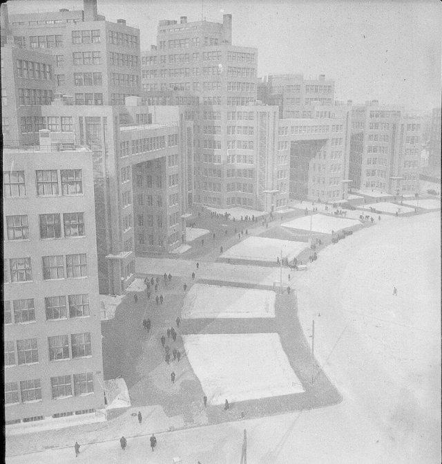 Какой была Москва в 1930-е годы