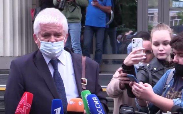 Сергей Фургал заявил, что не одобряет митингов, устраиваемых жителями Хабаровска