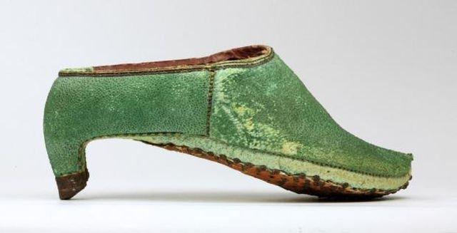 Персидские туфли