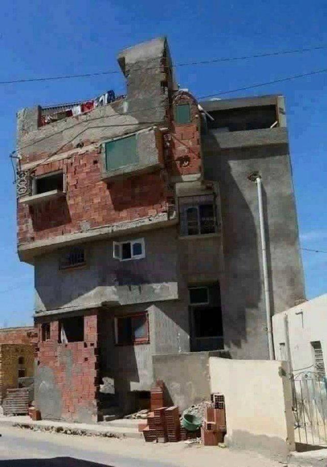 Странные, опасные и нелепые архитектурные решения