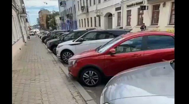 Лайфхак: как не платить за парковку?