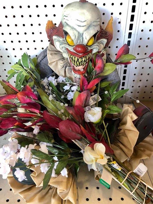 Когда флорист немного сумасшедший