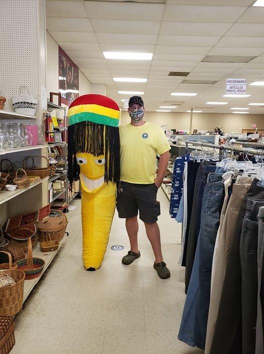 Банан-растаман