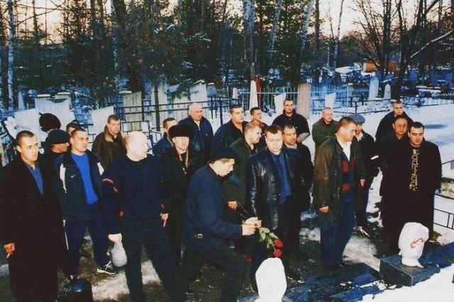 Хабаровское кладбище